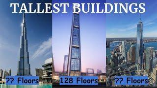 Top 10 Tallest buildings in 2020 || World Top 10 Tallest Buildings