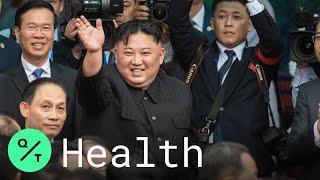 Is North Korea's Kim Jong Un Sick?