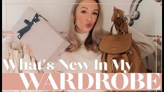 WHAT'S NEW IN MY WARDROBE // DECEMBER 2019 //