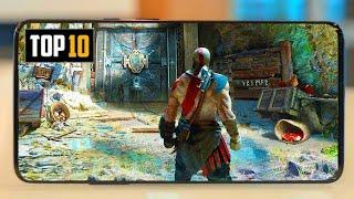 Top 10 Best story Games For Android 2020 High Graphics | Top 10 story based android Games #1