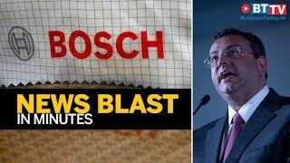 Bosch India to cut workforce; Tata Sons moves Supreme Court