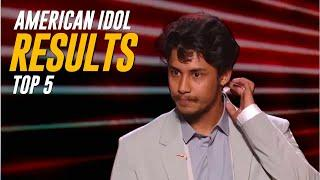 SHOCK! American Idol TOP 5 Results: Did Your Favorite Make It Through?