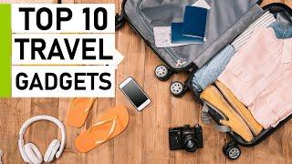 Top 10 Coolest Travel Gadgets Invention | Part- 2