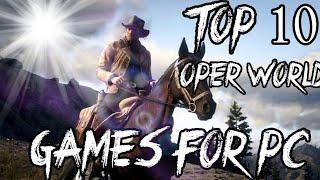 TOP 10 open world games of life time | best pc games | andro & pc games