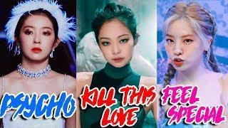 TOP 100 KPOP GIRL GROUP SONGS OF 2019!