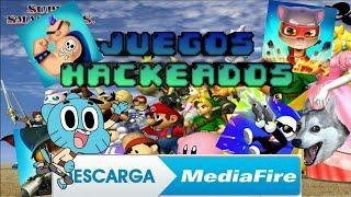 Top 10 juegos hackeados por mediafire