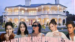TOP 10 MOST AMAZING HOUSE OF FILIPINO CELEBRITIES