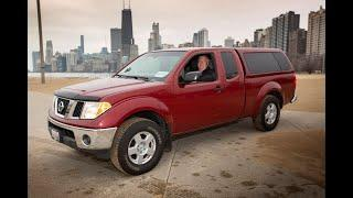 2007 Nissan Frontier Driven More Than 1 Million Miles