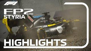 2020 Styrian Grand Prix: FP2 Highlights