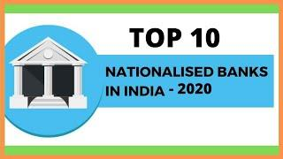 Nationalized Banks: List of top 10 Government Banks in India 2020 | Public Sector Banks (PSU)
