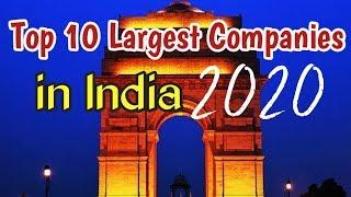 Top 10 Largest Companies in India2020 || 2mins Info