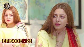 Mera Dil Mera Dushman Episode 23 | Alizeh Shah & Noman Sami | Top Pakistani Drama