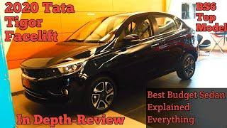 2020 Tata Tigor Facelift Detailed Review/ All Changes Explained Features,Exterior, Price / PlusDrive