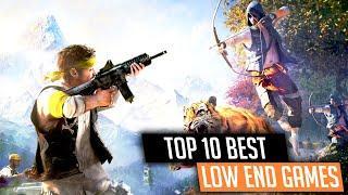 Top 10 Best LOW-END PC Games (1GB VRAM, 2GB VRAM | INTEL HD GRAPHICS)