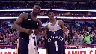 New Orleans Pelicans vs Memphis Grizzlies   January 31, 2020