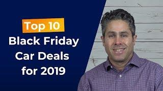 Top 10 Black Friday Car Deals [2019 Edition]