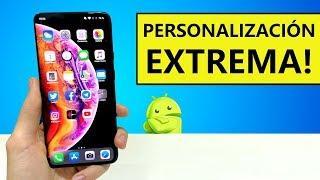 Como CONVERTIR tu Android en iPhone!!!!! EL TUTORIAL