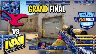 GRAND FINAL! - NaVi vs Mousesports - ICE Challenge - BEST MOMENTS | CSGO