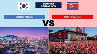 North korea vs south korea _ country comparison