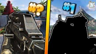 Top 10 BEST Burst Weapons in Call of Duty   Ghosts619
