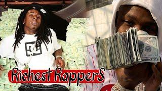 Top 10 Richest Rappers of 2020 - Guess whos number one ?