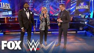 WWE Backstage crew reveals their 2020 New Year's resolutions | WWE BACKSTAGE | WWE ON FOX
