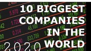 Top 10 companies in the world 2020|biggest companies of 2020