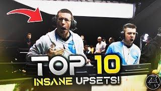 Top 10 Biggest UPSETS In Call of Duty History!