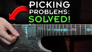 The Exercise That SOLVED My Biggest Picking Problem | Guitar Lesson