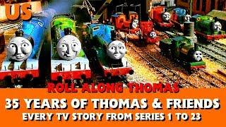 (US) Roll Along's 35 Years of Thomas & Friends Episodes - Every TV Story - An Epic Anniversary