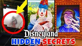 Top 7 Hidden Secrets at Disneyland - Pt 3