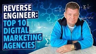Reverse Engineer Success: Top 10 Web Development & SEO Companies in the World (with Stats)