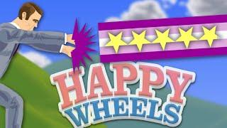 "The ""BEST"" Happy Wheels Levels of All Time"