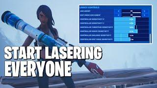 These LEGACY SETTINGS Will Give You AIMBOT **Best Fortnite Settings**