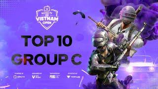 TOP 10 HIGHLIGHT - GROUP C   NIMOTV PUBG VIETNAM OPEN