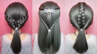 26 Braided Back To School HEATLESS Hairstyles!