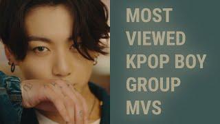 [TOP 100] MOST VIEWED KPOP BOY GROUP MUSIC VIDEOS (September 2020)