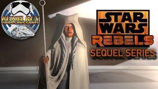 EXCLUSIVE: Star Wars Rebels Sequel Series In Development  2020 Release Date