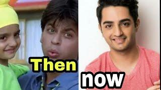 Top 10 Bollywood child actor then and now/Bollywood actor