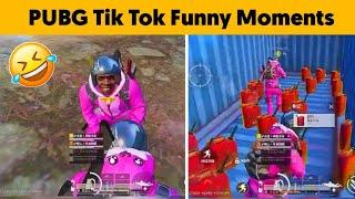 Pubg Tik Tok Funny Moments Part #90 | WTF Moments & Funny Glitch |
