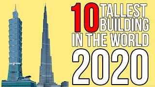 Top 10 Tallest Buildings in World 2020