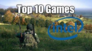 Top 10 Games For Low End Pc | Games For 'Intel HD Graphics'