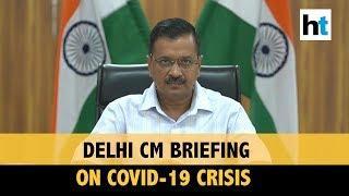 '20 new cases in last 24 hours, total 523 cases in Delhi': Arvind Kejriwal