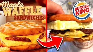 Top 10 Most OUTRAGEOUS Fast Food Items of All Time! (Part 2)