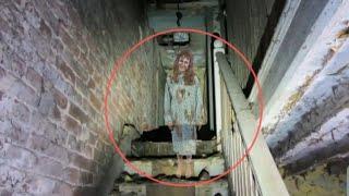 WARNING! poltergeist activity captured on video! haunted house!