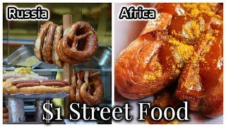 Top 10 Street Foods To Try From Around The World