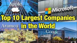 Top 10 most Valuable companies in the world in 2020 !! Top 10 Largest companies in the world in 2020
