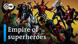 Marvel – re-emerging from the ruins | DW Documentary