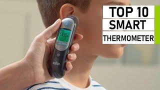 Top 10 Best Digital Thermometer for Kids & Adults