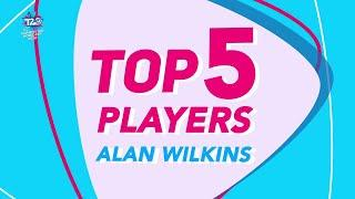 Alan Wilkins picks his top 5 players of the group stage | Women's T20 World Cup